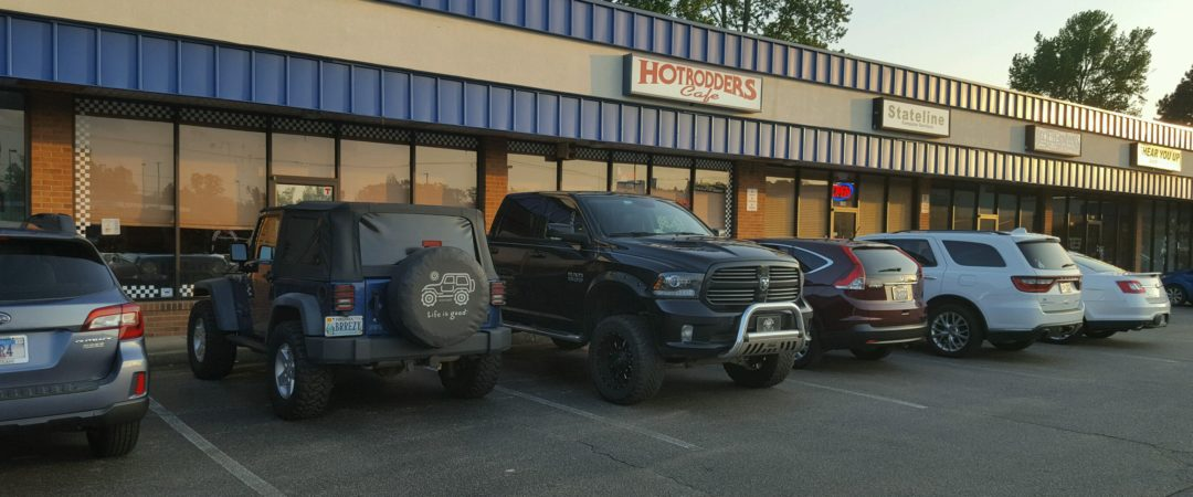 Hotrodders Café, Chesapeake, VA - Patrick\'s BBQ Trail